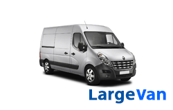 Large Van Hire Edinburgh