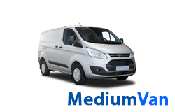 Medium Van Hire Edinburgh