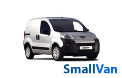 Small Van Hire Edinburgh