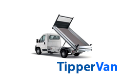 Tipper Van Hire Edinburgh